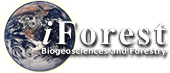 iForest - Biogeosciences and Forestry